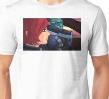 Mass Effect Cartoon - Old Friends Unisex T-Shirt