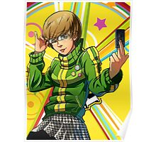 Chie from Persona 4 Poster