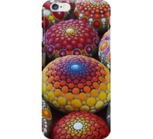 Warm Tone Mandala Stone Collection iPhone Case/Skin