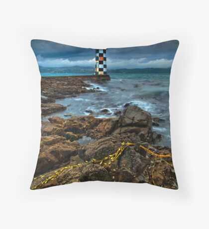 Hallswell torment Throw Pillow