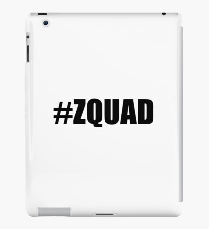 zquad iPad Case/Skin