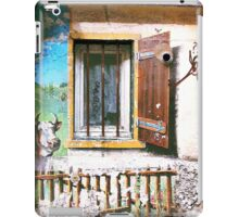Forsaken House IV iPad Case/Skin