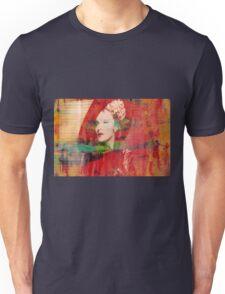 Marlene. Looking Down. Unisex T-Shirt
