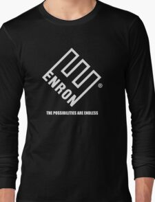 Enron  Long Sleeve T-Shirt