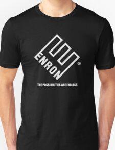 Enron  Unisex T-Shirt
