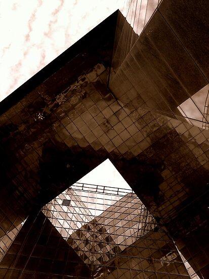 London Bridge Offices by Chris Millar