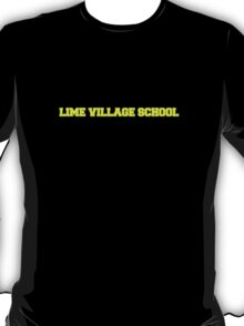 LIME VILLAGE SCHOOL T-Shirt