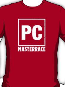 PC Masterrace - Damaged T-Shirt