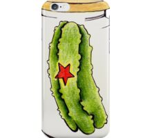 The Magic behind the Pickle iPhone Case/Skin