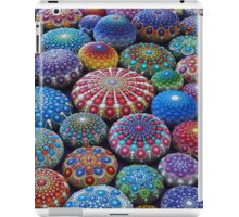 Jewel Drop Mandala Stone Collection #2 iPad Case/Skin