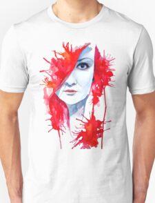 Watercolour Girl Unisex T-Shirt