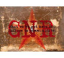 Guns N' Roses Photographic Print