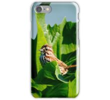 All Creatures Great and Small... iPhone Case/Skin