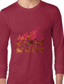 Funny 40th birthday geek funny nerd Long Sleeve T-Shirt