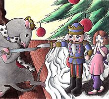The Nutcracker and The Mouse King by Winter Lopez