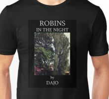 Robins in the Night Cover Unisex T-Shirt