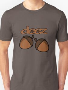 Funny deez nuts geek funny nerd T-Shirt