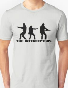 The Interceptors (black version) - Top Gear Unisex T-Shirt