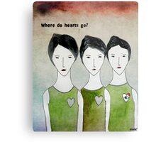 Heartless ones Metal Print