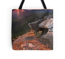 Burn your name across the sky Tote Bag
