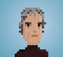 Luis Alberto Spinetta by pixelfaces