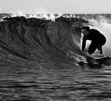 Surf Babe by Mark Bolton