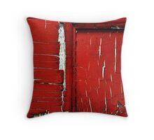 A-PEEL-ING  Door Throw Pillow
