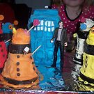 FREEZE! or you will be exterminated by Dianne  Ilka