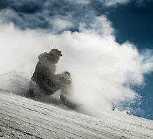 Snow Spray by JasonWilliams