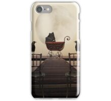 The Sitters... iPhone Case/Skin