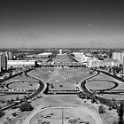 Modern urbanism by Nayko