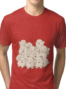 not fat...collecting Adipose Tri-blend T-Shirt