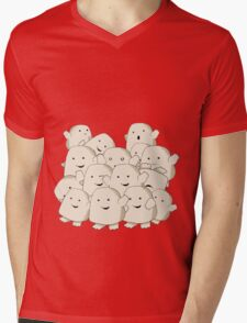 not fat...collecting Adipose Mens V-Neck T-Shirt