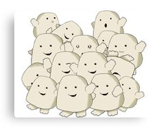 not fat...collecting Adipose Canvas Print