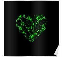 Love Loki on Black (Serpentine) Poster