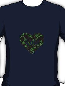 Love Loki on Black (Serpentine) T-Shirt