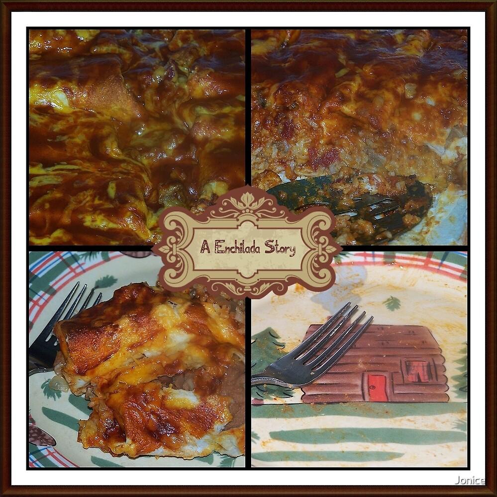 A Enchilada Story by Jonice