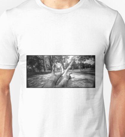 Pinhole Tree Unisex T-Shirt
