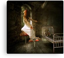 Rosie's Lullaby... Canvas Print