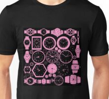 TIME IS ON MY SIDE Unisex T-Shirt