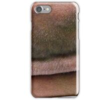 Just A Smile (Of A Sort) iPhone Case/Skin