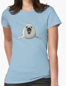 A Friend Seal Womens Fitted T-Shirt