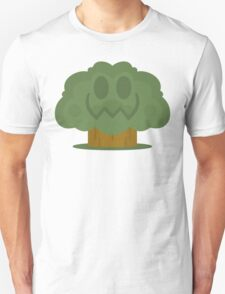 Forest of Illusion Green T-Shirt
