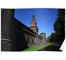 Sforza Castle 2 Poster