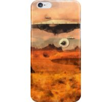 UFO Armada by Raphael Terra iPhone Case/Skin