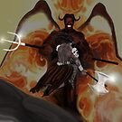 SLAINE IN THE PIT OF FIRE ! by Ray Jackson