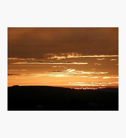 Grainan Gold Donegal Ireland  Photographic Print