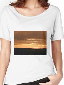 Grainan Gold Donegal Ireland  Women's Relaxed Fit T-Shirt