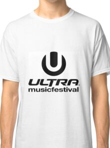 Ultra Music Festival Classic T-Shirt