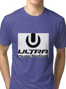 Ultra Music Festival Tri-blend T-Shirt